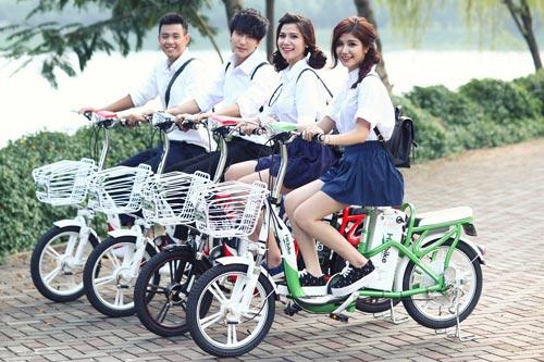 Cửa hàng thu mua xe đạp điện cũ 88