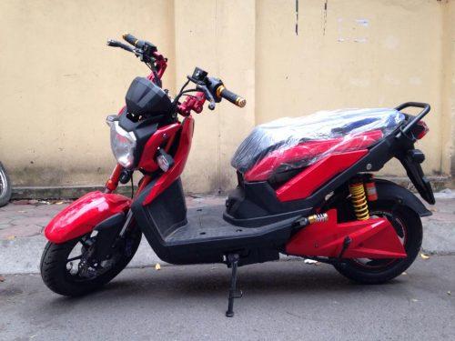 Mua bán xe máy điện Zoomer cũ tại Hà Nội