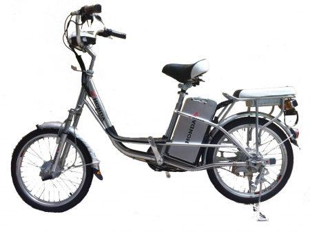 Thu mua xe đạp điện Honda khung nhôm cũ