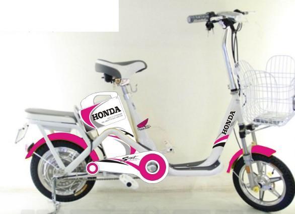 Thu mua xe đạp điện Honda cũ