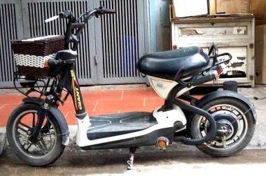 Mua bán xe đạp điện cũ giá tốt tại Bình Dương