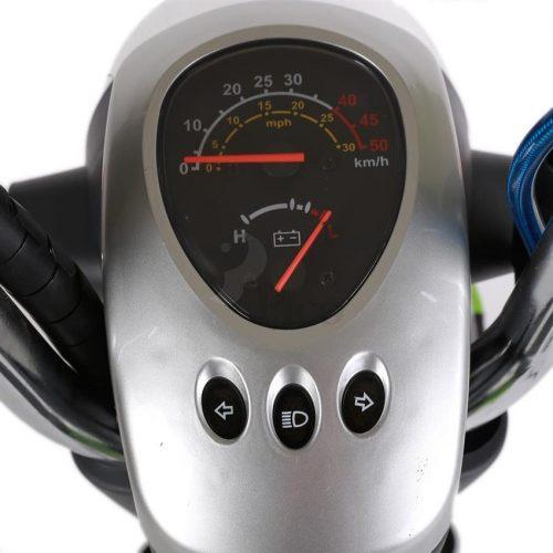 Đồng hồ xe đạp điện Nijia cũ đời 2014