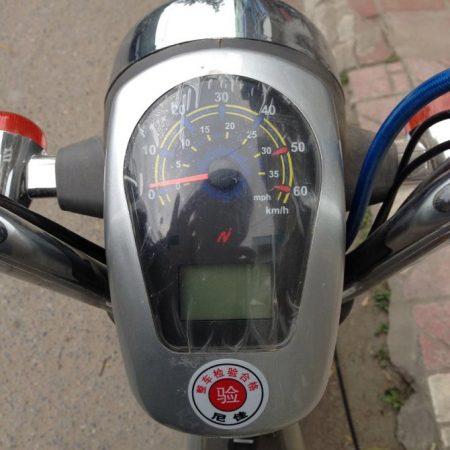 Đồng hồ xe đạp điện Nijia 2015