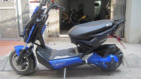 Mua bán xe đạp điện cũ tại Bà Rịa-Vũng Tàu