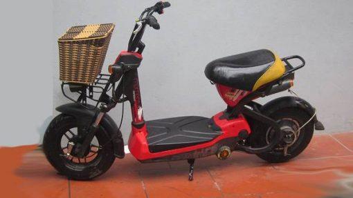 Mua bán xe đạp điện cũ tại Ba Vì