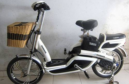 Mua bán xe đạp điện cũ tại Bình Định