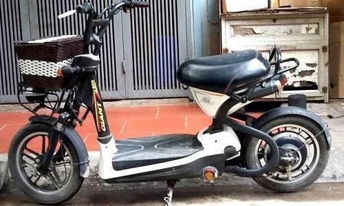 Mua xe đạp điện cũ giá cao