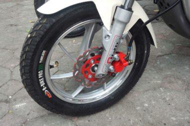 Xe đạp điện Nijia có mấy đời? Cách phân biệt ?
