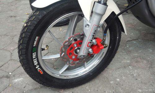 Phanh đĩa xe đạp điện nijia 2015