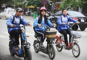 Tăng tuổi thọ cho xe đạp điện