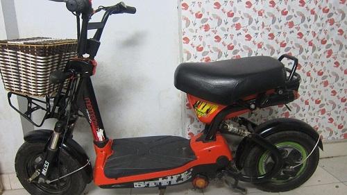 Mua xe đạp điện cũ giá cao tại Hai Bà Trưng