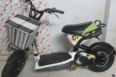 Thu mua xe đạp điện cũ tại Thanh Trì -LH 0943322282