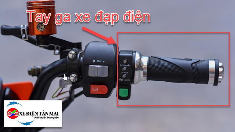 Xe đạp điện không ga được – 5 Nguyên nhân chính và cách khắc phục