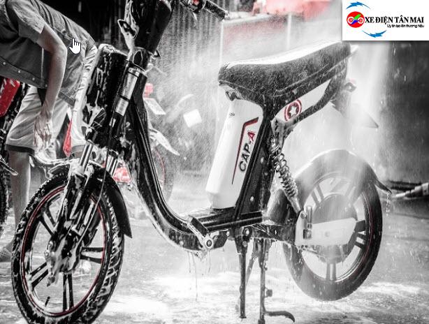 ắc quy xe đạp điện hkbike giá bao nhiêu